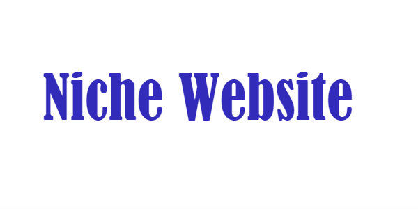 niche website backlinks