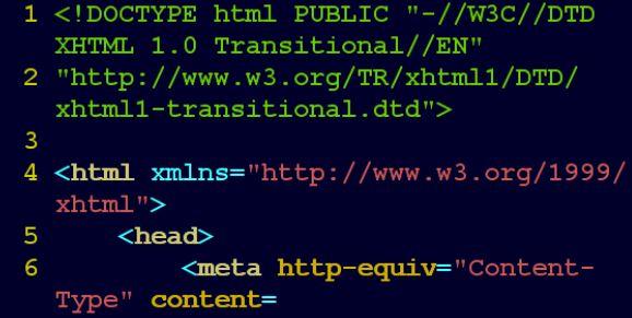 HTML Codeb